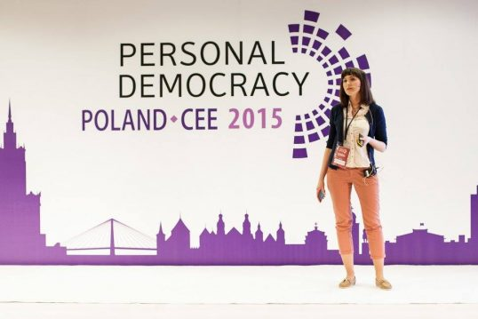 Personal Democracy Forum CEE 2015