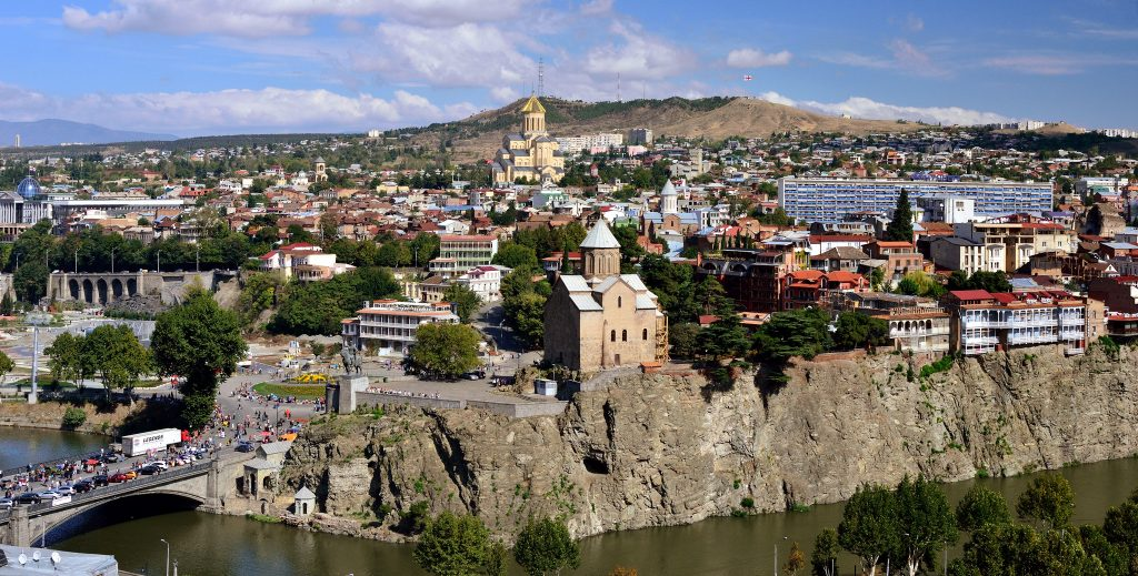 A Visit to Tbilisi