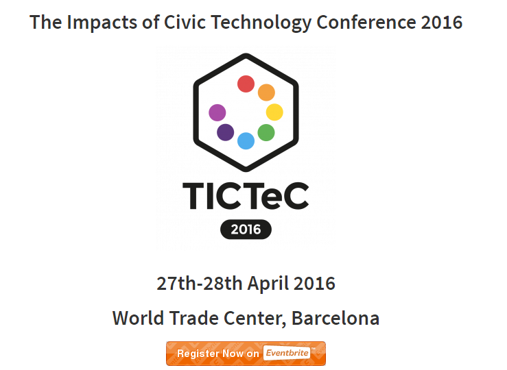 And so we TICTeC in Barcelona!
